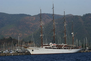 Средиземноморский круиз на Sea Cloud - роскошное путешествие в карибском стиле