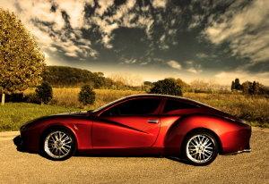 Лимитированная серия автомобилей от итальянского бренда Faralli & Mazzanti