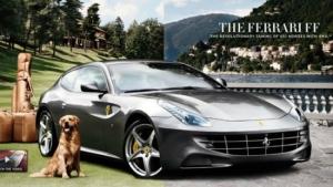 Эксклюзивная серия Ferrari FF Neiman Marcus продана за пятьдесят минут