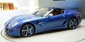 Ferrari Superamerica 45 – эксклюзив в единственном экземпляре