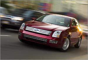 Ford Fusion: гибрид второго поколения