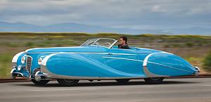 Копия самого красивого автомобиля в мире