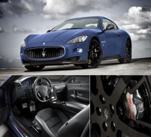 GranTurismo S Centocinquantenario Limited Edition новая версия от Maserati