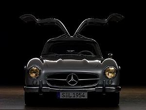 Вторая жизнь легендарного Mercedes Gullwing