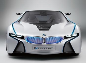 BMW Vision EfficientDynamics появится в 2013