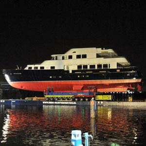 42-метровая моторная яхта от Holland Jachtbouw