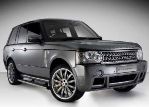 Holland & Holland by Overfinch: самый роскошный Range Rover