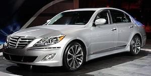 Hyundai Genesis оснастят новым восьмицилиндровым двигателем