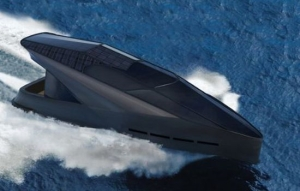 Ipi12: яхта в стиле суперкаров