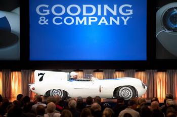 Автомобильный аукцион Gooding & Company