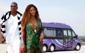 Бейонсе и Jay-Z заплатили полмиллиона долларов за минифургон