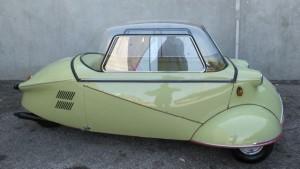 Трехколесный Messerschmitt можно приобрести за 26 тысяч долларов
