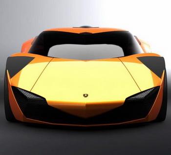 Lamborghini будущего – концепт 2020 Minotauro