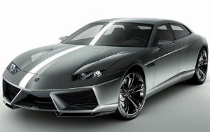 Lamborghini отложила выход седана Estoque