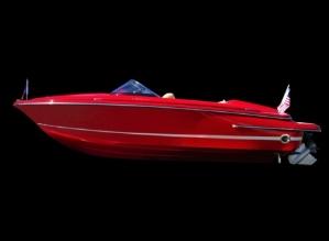 Катер Lancer GT: совместная разработка Chris-Craft и General Motors