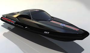Lancia di Lancia: самый мощный в мире катер