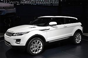 Range Rover станет символом роскоши