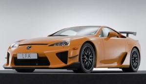 Toyota работает над созданием LFA II