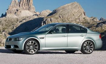 BMW объявил о прекращении выпуска седанов M3