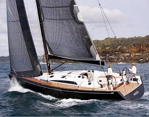 Marten 49: высокотехнологичная яхта от  Azzura Marine