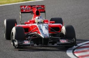 Российская компания Marussia приобрела долю в команде Virgin F1