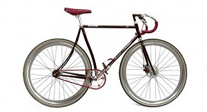 Велосипед 8CTF от Maserati