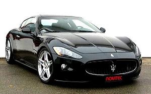 Maserati GranTurismo обзавелся дополнительной мощностью