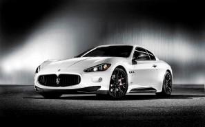 Лимитированная серия автомобилей Maserati GranTurismo S MC Sport Line