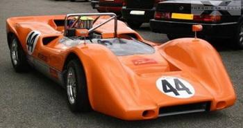 В продажу поступил легендарный McLaren M6B GT