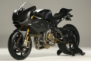 Обновленная модель мотоцикла Desmosedici представлена тюнинговой компанией NCR