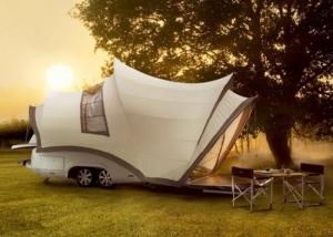 Автофургон Opera - спальня на колесах