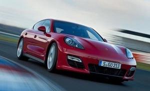 Porsche представила новую Panamera GTS