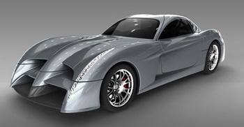 Новый автомобиль Abruzzi «Spirit of Le Mans» от Panoz