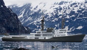 Роскошная яхта-«трансформер» от Pastrovich Studio