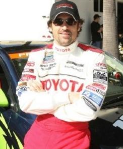 Актер Патрик Демпси примет участие в автомобильном чемпионате Le Mans