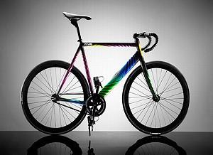 Эксклюзивная модель велосипеда Phantom 4D Fixed Gear от LDG и Hurley