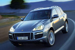 Porsche Cayenne представит дизельную модификацию