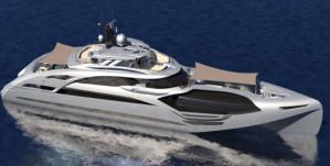Яхта Proxima Concept от RF Yachts: для веселой компании