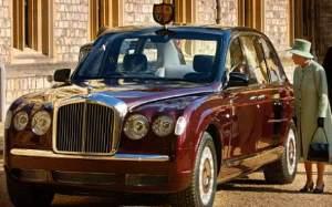 Bentley британской королевы перейдет на биотопливо