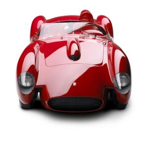 Четыре модели автомобилей из коллекции Ральфа Лорана