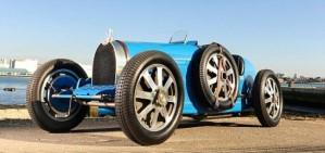 Раритетный Bugatti Type 35В 1925 года продан за 692 789 долларов