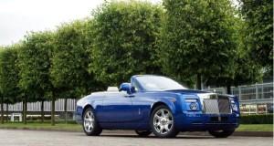 Уникальный Rolls-Royce Masterpiece London 2011 Drophead Coupe