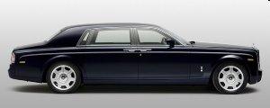 «Сапфировый» Rolls-Royce Phantom