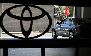 Причина самопроизвольного ускорения автомобилей Toyota пока не раскрыта