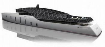 Solar – экологичная новинка среди яхт