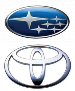 Toyota и Subaru временно приостановили сотрудничество