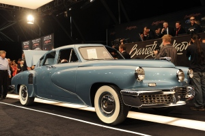 Tucker Torpedo 1948 года продан за 2,915 миллионов долларов