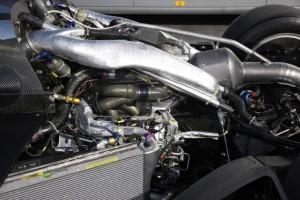 Новый мощный двигатель Audi R18 TDI