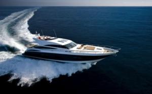 Яхта V-85S от Princess Yachts International