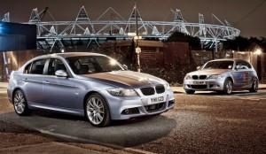 Олимпийские версии BMW 1 и 3 серии